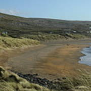 Fanore Beach The Burren Poster