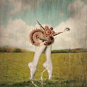 Fantasy Artistic Image That Represent Poster