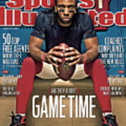 Gametime Are They Ready Sports Illustrated Cover Poster
