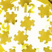 Golden Gauge Poster