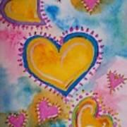 Golden Heart Poster