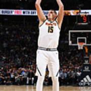 Golden State Warriors V Denver Nuggets Poster