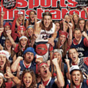 Gonzaga University Kelly Olynyk, 2013 March Madness College Sports Illustrated Cover Poster