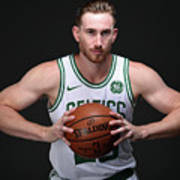 Gordon Hayward Boston Celtics Portraits Poster