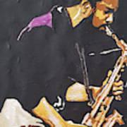 Grover Washington Jr Poster