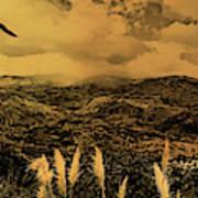 Gualaceo, Ecuador Panorama  Poster