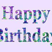 Happy Birthday 1002 Poster