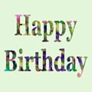 Happy Birthday 1005 Poster