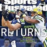 Happy Returns Seahawks II, Brady-belichick Vi Sports Illustrated Cover Poster