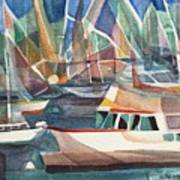 Harbor Island Poster
