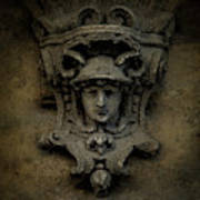 Head Of Mercury Poster