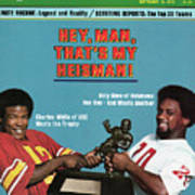 Hey, Man, Thats My Heisman 1979 College Football Preview Sports Illustrated Cover Poster