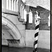 Hidden Passages Venice Vii    Poster