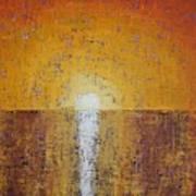 Hilton Head Sunrise Original Painting Poster