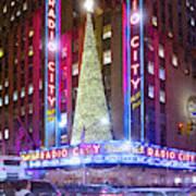 Holiday Season At Radio City Music Hall  Poster
