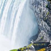 Horseshoe Fall, Niagara Falls, Ontario Poster