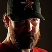 Houston Astros Photo Day Poster