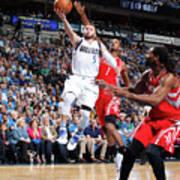 Houston Rockets V Dallas Mavericks Poster