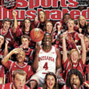 Indiana University Victor Oladipo, 2013 March Madness Sports Illustrated Cover Poster