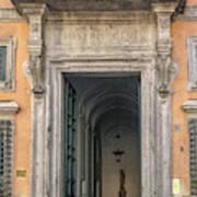Ioseph Cini Palazzo Ferrini Poster