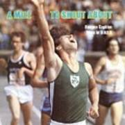 Ireland Eamonn Coghlan, 1979 Brooks Meet Of Champions Sports Illustrated Cover Poster