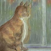 It's Raining Outside Poster