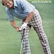 Jack Nicklaus, 1975 Pga Championship Sports Illustrated Cover Poster