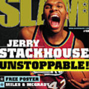 Jerry Stackouse: Unstoppable! SLAM Cover Poster