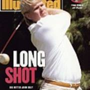 John Daly, 1991 Pga Championship Sports Illustrated Cover Poster