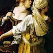 Judith And Her Maidservant 1613 Poster