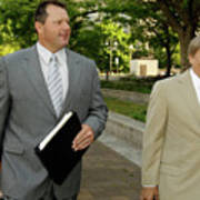 Jury Selection Begins In Roger Clemens Poster