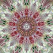 Kaleidoscope Valentine  Poster