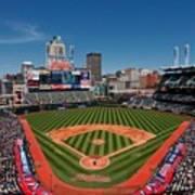 Kansas City Royals V Cleveland Indians Poster