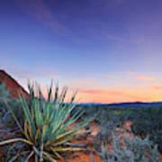 Kayenta Sunset Poster