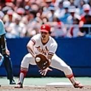 Keith Hernandez St. Louis Cardinals Poster