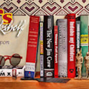 Kuji's Bookshelf Poster