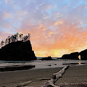 La Push Special Sunset Poster
