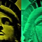 Lady Liberty For All Poster