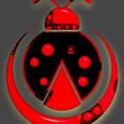 Ladybug Collection Poster