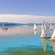 Lake Lanier Poster
