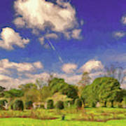 Landscape Gardening Poster