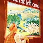 Latvia Poster