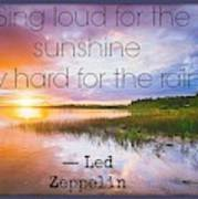 Led Zeppelin 0022 Poster