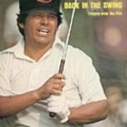 Lee Trevino, 1974 Pga Championship Sports Illustrated Cover Poster