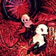 Little Glass Pandas 33 Poster