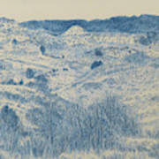 Little Missouri Badlands Enchantment Poster