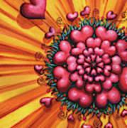 Love Blossom Poster