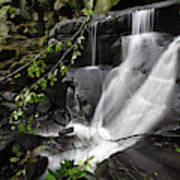 Lumsdale Falls 10.0  Poster
