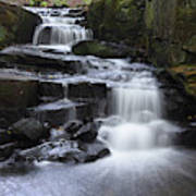 Lumsdale Falls 11.0 Poster