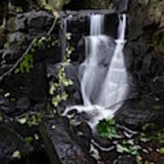 Lumsdale Falls 12.0 Poster